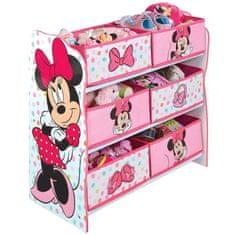 Minnie Mouse Organizér na hračky Minnie Mouse Mašlička