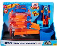 Hot Wheels zestaw City Deluxe
