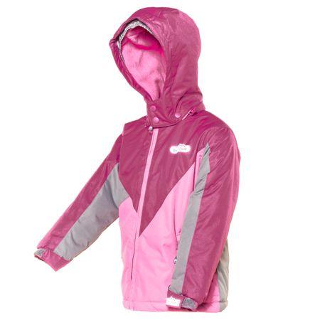 PIDILIDI lány téli kabát, 116, rózsaszín