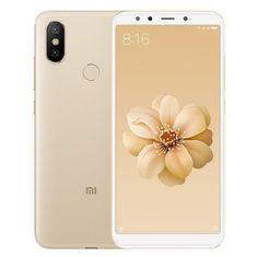 Xiaomi MI A2 GSM telefon, 6gb/128GB, zlat