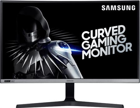 Samsung C27RG50FQU VA FHD monitor, 240 Hz (LC27RG50FQUXEN)