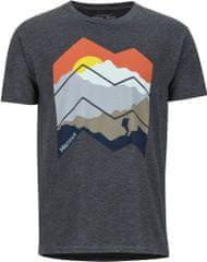 Marmot Zig Zag Mountains Tee SS (42530-1204)