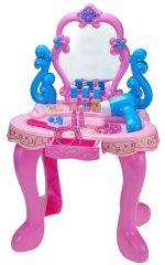 Mikro hračky Kosmetický stolek 41x30x60 cm