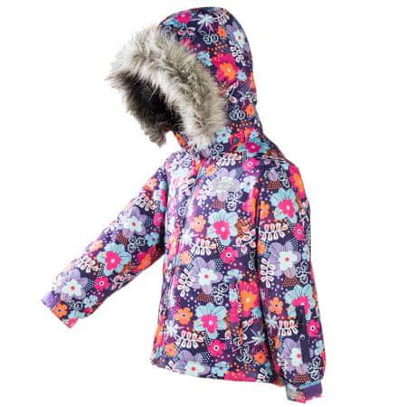 PIDILIDI dekliška zimska bunda, 98, roza
