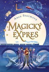 Sturmová Anca: Magický expres
