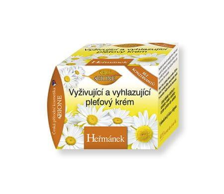 Bione Cosmetics Kamilla tápláló és bőrsimító arckrém 51 ml