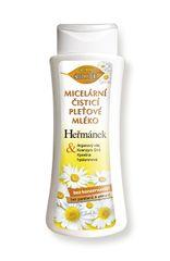 Bione Cosmetics Micelárny čistiace pleťové mlieko Heřmánek 255 ml