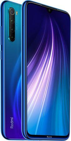 Xiaomi Redmi Note 8T, 4GB/64GB, Global Version, Neptune Blue
