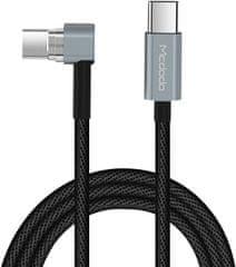 Mcdodo Type-C na Type-C kabel (2m) crni, CA-4271