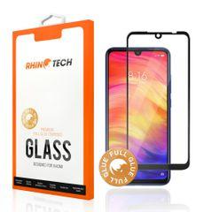 RhinoTech Tvrzené ochranné 2,5D sklo pro Xiaomi Redmi 7, Full Glue, černá (RTX012)