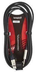 Bespeco NCMA450 Mikrofonní kabel