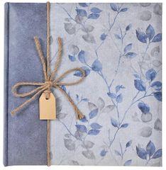 ZEP Fotoalbum Garden modré