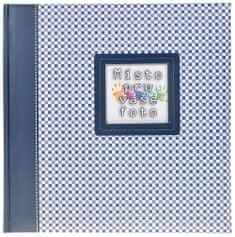 KPH Fotoalbum klasické Elements modré