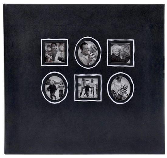 KPH Fotoalbum klasické Oversize černé