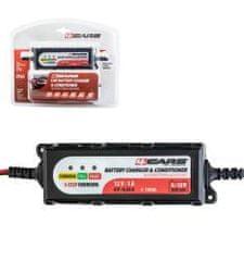 4Cars 4CARS Inteligentná 5-stupňová nabíjačka-udržiavačka Z10 6/12 V; 2,0 A (gelové a tekuté autobatérie)