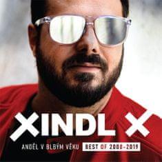 Xindl X: Anděl v blbým věku - Best of 2008-2019 (2x CD) - CD
