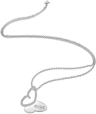 Guess Dolga ogrlica s kravato UBN83020