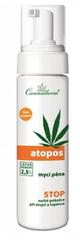 Cannaderm Atopos mycí pěna 180 ml