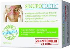 Simply you SINUPO Forte 20 + 20 kapsúl