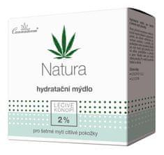 Cannaderm Natura hydratační mýdlo 100 g