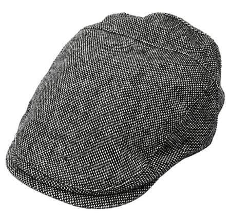 s.Oliver Czapka męska CAP Grey / Black Melange 97,910.92.3391.98W1
