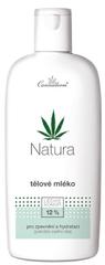 Cannaderm NATURA telové mlieko vyživujúce 200 ml