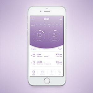 Braun Silk-expert Pro 3 PL3012 aplikace