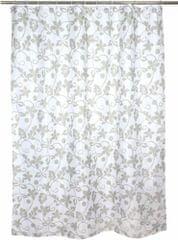 Toro Sprchový závěs 180x180 cm Lístky
