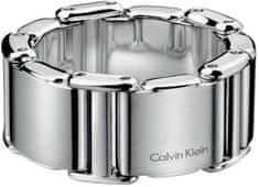 Calvin Klein Férfi szilárd gyűrű, felhívó KJ2FMR0801