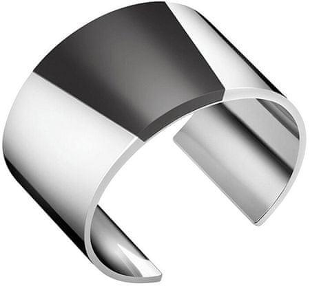 Calvin Klein Tömör acél karkötő Distinct KJ2ZAF2901 (dimenzió 5,8 x 4,6 cm)