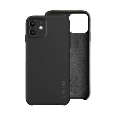 SBS Polo One zaščitni ovitek za iPhone 11, silikonski, črn