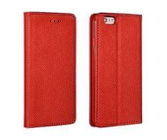 Havana torbica za Samsung Galaxy A40 A405, magnetna, preklopna, crvena