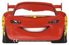 """Procos Masky """"Cars - Auta"""", 6 ks"""