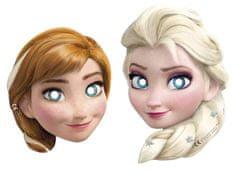 """Procos Masky """"Frozen - Ledové království"""", 6 ks"""