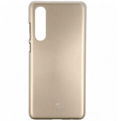 Goospery Jelly ovitek za Huawei P Smart 2019/Honor 10 Lite, silikonski, zlat