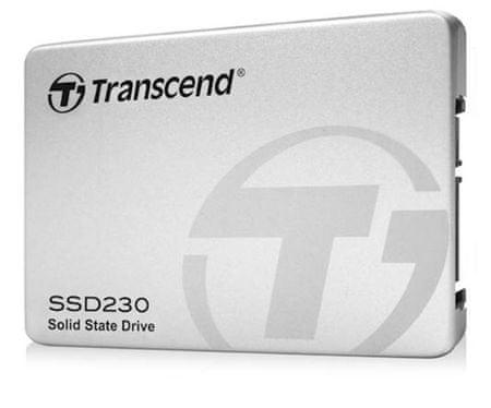 "Transcend 230S 1 TB, SATA, 6,35 cm (2,5"") SSD disk"