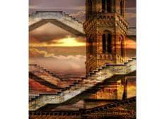Dimex Fototapeta MS-3-0265 Éterická veža 225 x 250 cm