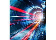 Dimex Fototapeta MS-3-0267 Farebný tunel 225 x 250 cm