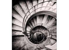 Dimex Fototapeta MS-3-0271 Špirálové schodisko 225 x 250 cm