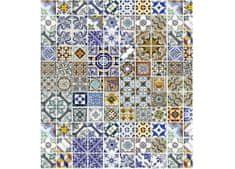 Dimex Fototapeta MS-3-0275 Portugalská mozaika 225 x 250 cm