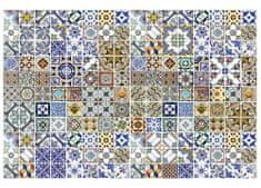 Dimex Fototapeta MS-5-0275 Portugalská mozaika 375 x 250 cm
