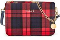 Verde Dámska kabelka 18-5323 Red