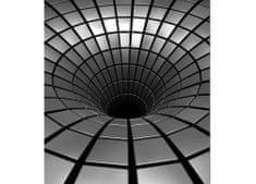 Dimex Fototapeta MS-3-0278 Strieborný tunel 225 x 250 cm