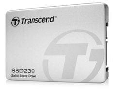 "Transcend 230S 2 TB, SATA, 6,35 cm (2,5"") SSD disk"
