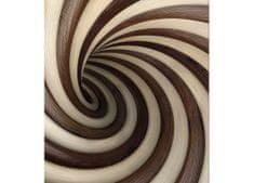 Dimex Fototapeta MS-3-0277 Čokoládová špirála 225 x 250 cm