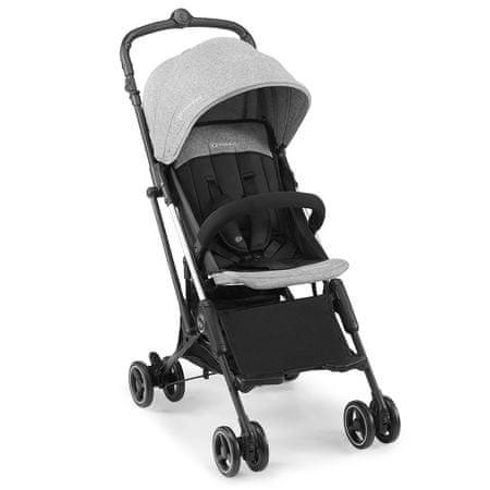 KinderKraft wózek spacerowy MINI DOT grey