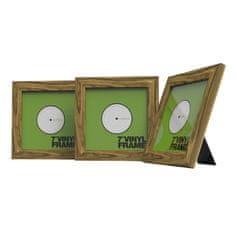 """Glorious Vinyl Frame Set 7"""" Rosewood Rám na vinyly"""