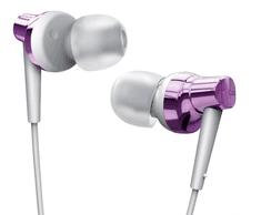 REMAX AA-1035 Słuchawki RM-575 PURE MUSIC biało-fioletowe