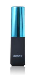 REMAX AA-1118 Lipstick 2400mAh modrý Powerbank