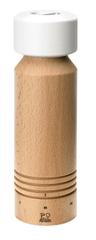 Peugeot PT31145 MILAN SM mlynček na korenie prírodné dr./biela hlava
